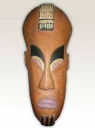 African Mask Nana Tapio View Full Size Image
