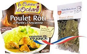 cuisine bouquet garni roast chicken and mashed potatoes fashion 300 gr 1 serve