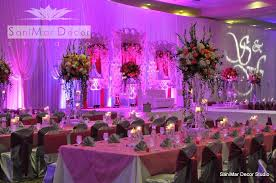 Wedding Stage Decor In Meadows Club 1