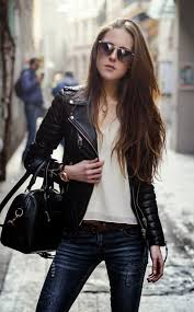 35 trendy womens leather jackets leather jackets jean
