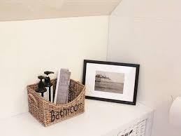aufbewahrungsbox badezimmer korb bathroom aus rattan