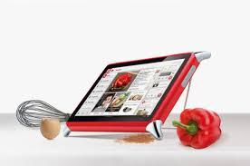 tablette pour cuisine de la tech qooq la tablette de cuisine qui fait recette