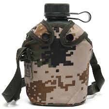 Army Camo Bathroom Set by 1l Military Tactical Water Bottle Kettle Army Camo Drinking Bottle