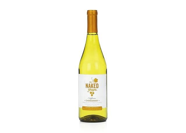 The Naked Grape Chardonnay - California