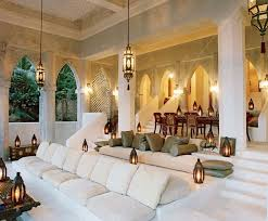 Swahili Architecture And Design In A Living Room Home Lamu Off The Coast Of Kenya