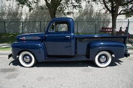 100 Ford F1 Truck 1952 12 Ton V8 Stock 949 For Sale Near Torrance CA CA