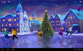 Best Live Christmas Trees To Buy by Christmas Rink Live Wallpaper Android Apps On Google Play