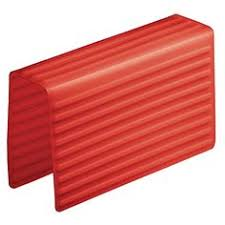 Rubbermaid Small Sink Protector by Rubbermaid Antimicrobial Sink Protector Mat Red Waves Small