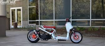 Ruckus 1 BeastCoastMatt Tags Honda Cruising Scooter Works Dope Moped 150cc