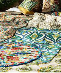 Pier 1 Discover patio rugs that can do double duty