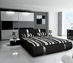 komplett hochglanz schlafzimmer riva ii mit designer