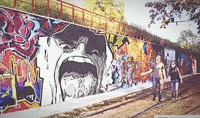Anger Man Wall Painting Is An Energy Street Art Graffiti Angergraffiti Creative Snapmoments