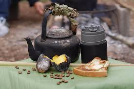 Erabica Coffee In The Morning We Always Make Drip Its Very Impress For