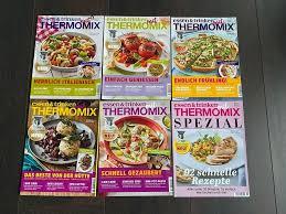 sechs essen und trinken mit thermomix inkl spezial heft
