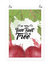 Funny Kitchen Pun Print Decoration Printable Poster Home And Office Decor Beet Beetroot
