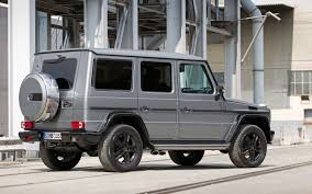 100 G Wagon Truck And Now There Is One Mercedes To Discontinue Class TwoDoor