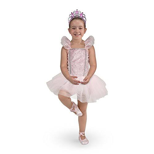 Melissa and Doug Role Play Costume Set - Ballerina