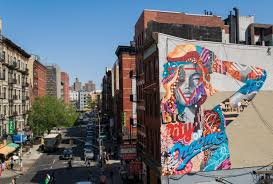 Big Ang Mural Brooklyn by Check Out Tristan Eaton U0027s Colorful