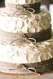 Burlap Wedding Cake Toppers Backyard Sumter From Virgil Bunao Fine Art Weddings Cakesburlap