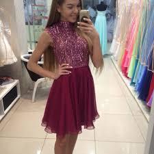 homecoming dresses junior homecoming dresses pink halter