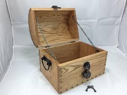 Pirates Treasure Chest Keepsake Box