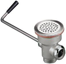 commercial kitchen sink strainer befon for