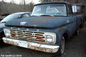 In The Rough: 1964 Ford Pick Up 1923 Model T   Phscollectorcarworld 1964 Classic Ford F100 Truck Vintage V8 American In Short Bed Pickup G100 Indy 2014 Fishermans Terminal Seattle Stock 44 Larrys Auto Custom Cab Pick Auctions Online Proxibid Used Ford F 100of 1964at 36 950 Classic Pick Up Truck Photo 62832038 Maintenancerestoration Of Oldvintage Vehicles The 571964 Archives Total Cost Involved Jim M Lmc Life