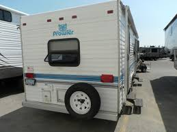 2005 Prowler Travel Trailer Floor Plans by 1995 Fleetwood Prowler 27n Travel Trailer Owatonna Mn Noble Rv