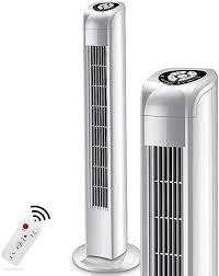 mobiles klimagerät turmventilator 3 elektrische luftkühler still timing stand ventilator für office schlafzimmer haushalt weiß