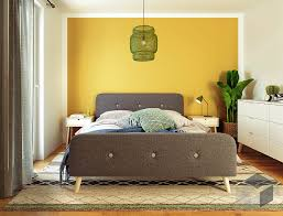 schlafzimmer einrichtung mit warmen farben schlafzimmer