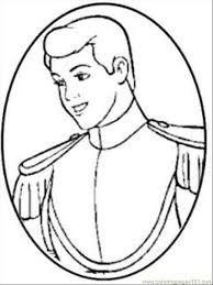 Prince Charming Coloring Page Dromgic Top