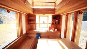 104 Japanese Tiny House This On Wheels Takes Cue From Traditional Rooms