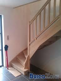 peindre traiter un escalier en hêtre