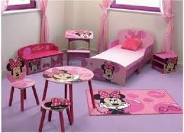Minnie Mouse Bedroom Decorations by Cute And Worth To Buy Minnie Mouse Bedroom Set For Toddler