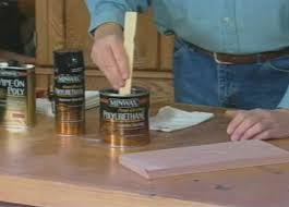 Applying Water Based Polyurethane To Hardwood Floors by Various Types Of Clear Coat Finishes For Wood How To Apply And