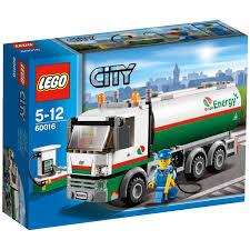 100 Lego City Tanker Truck Amazoncom LEGO CITY Toys Games