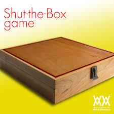 Make A Shut The Box Game