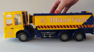 100 Toy Tanker Trucks MercedesBenz Econic Fuel Truck YouTube