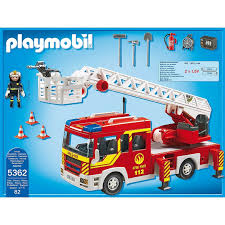 Playmobil Fire Engine Ladder Truck With Lights And Sound - Jadrem Toys Playmobil Take Along Fire Station Toysrus Child Toy 5337 City Action Airport Engine With Lights Trucks For Children Kids With Tomica Voov Ladder Unit And Sound 5362 Playmobil Canada Rescue Playset Walmart Amazoncom Toys Games Ambulance Fire Truck Editorial Stock Photo Image Of Department Truck Best 2018 Pmb5363 Ebay Peters Kensington
