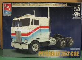 AMT Peterbilt 352 COE Plastic Model Kit 1 25 Scale AMT 38339   EBay ... Peterbilt 352 Single Axle Sleeper Under Glass Big Rigs Model Any Love For Semi Trucks One Of Our New Heavyhaul Rigs Paccar Launches Next Generation Kenworth And Trucks Filepeterbilt 1954 Christian Chapsonjpg Wikimedia Commons Achieves Record Quarterly Revenues Excellent Profits Sheepos Garage 379 Cat C15 Gets Ready To Enter Electric Semi Truck Segment Revell 359 Cventional Tractor Kit Ebay Custom 124 With A First Gear Wrecker Bed On It The 567 Vocational Truck News Stock Photos Images Alamy