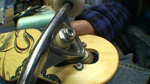How To Mount Trucks On A Drop Through Deck , Loaded Dervish ...