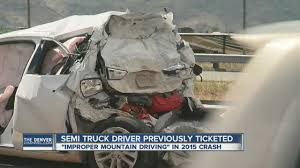 I-70 Crash: Semi Truck Driver Has Been Ticketed Before - YouTube Rocky Mountain Truck Driving School Reviews Gezginturknet Jobs By Location Roehljobs Cdl Driver Taing Transtech Ranger Guided National Park Us Sage Schools Professional And Cummins Repower Media Trip Day Two Blog Inc Smokey Trucking Institute Traing Welcome To United States 2018 Championship Go Inside With Virtual Reality From Npr