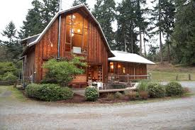 100 Barn Conversion Old Barn On Whidbey Island Converted Into Stunning Home For