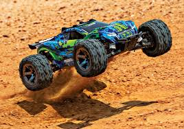 Traxxas Rustler VXL Brushless 1/10 RTR 4x4 Stadium Truck (Green ... Traxxas Rustler 110 Rtr 2wd Electric Stadium Truck Rock N Roll W White Tra370541wht 370764rnrs Vxl Brushless Xl5 Battery And Nitro 25 With Tsm Blue Tra370541blue 4wd Scale Rc Car Wikipedia Traxxas Rustler Blue Brushed Tq 24