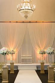 Image Result For Indoor Ceremony Backdrop Ideas