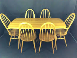 Retro Dining Room Chairs New Vintage Table Ideas Photo Chair Cushions Sale Furniture Second Hand