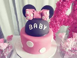 Baby Minnie Mouse Baby Shower Theme by Writing All My Wrongs