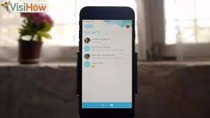 Add people to Skype with iPhone 64 canvas55