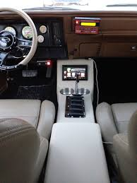 100 Center Consoles For Trucks Nova And Chevy II