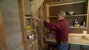 simple garage or workshop storage solutions today u0027s homeowner